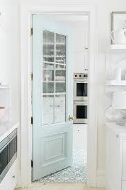 light blue kitchen cupboard doors light blue kitchen pantry door with glass panels