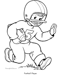 ohio football coloring pages kids coloring