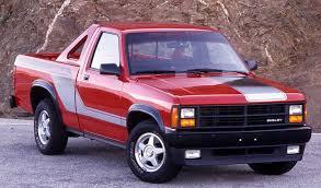 1989 dodge dakota sport convertible hooniverse obscure car garage the 1989 dodge shelby