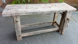 Old Wooden Benches For Sale The Pin Less Leg Vice The English Woodworker