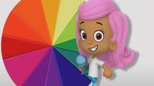 bubble guppies colour nick jr uk