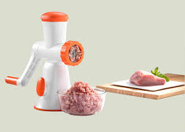 cuisine dimension hygienic materials manual mincer light weight 270 132 291mm