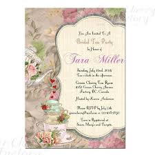 bridal tea party invitation wording tea party invitation wording 9459 and baby shower invitation