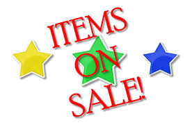 sale items shop