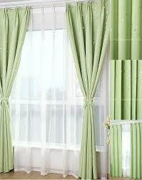 Light Green Curtains Decor Curtain Lime Green Curtains Interior Design Curtain Blackout