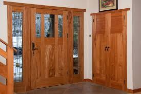 Craftsman Closet Doors Craftsman Closet Doors Elm Front Door Craftsman Closet