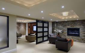 Lighting For Low Ceiling Bathroom Homey Inspiration Low Ceiling Basement Lighting Ideas