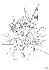 100 ideas tinkerbell and the pirate fairy coloring pages on www
