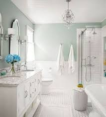 country cottage bathroom ideas cottage master bathroom with sink chandelier crown
