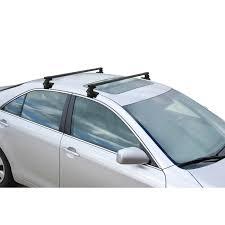 Car Top Carrier Cross Bars Sportrack Roof Rack Kit