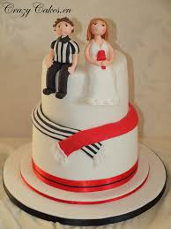 wedding cake newcastle football fans wedding cake this was for a football loving flickr