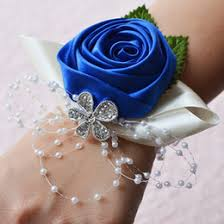 blue corsages for prom discount prom wrist corsages 2018 prom flowers wrist corsages on