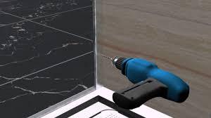 Bel Shower Door by Ove Bel Shower Alcove Installation Youtube