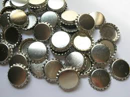 hair bow supplies 25 bottle caps scratched bottle caps for bows hair bow supplies