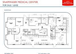 medical office floor plan 5243 snapfinger woods dr decatur ga 30035 property for sale