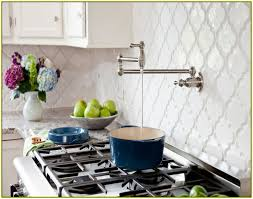 moroccan tiles kitchen backsplash light blue moroccan tile backsplash home design ideas kitchen