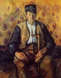 Madame Cezanne In A Red Armchair Paul Cézanne Self Portrait 1895 Art Pinterest Painting