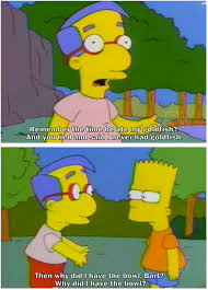 Millhouse Meme - 17 times milhouse proved to be the best character on the simpsons
