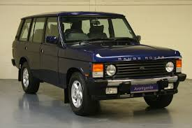 1994 overfinch range rover classic lse for sale uk classic range