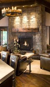 Living Room Fireplace Design by Building A Stone Veneer Fireplace Tips For Design Decisions