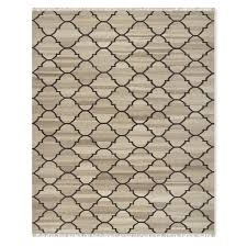 Dhurrie Rugs Definition Handwoven Gate Dhurrie Rug Ivory Williams Sonoma
