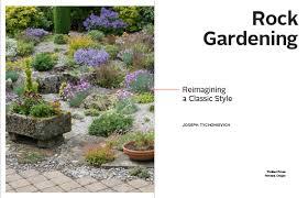 should i build a rock garden u2014 timber press