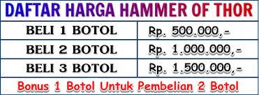 harga hammer of thor di indonesia jual pembesar penis hammer of