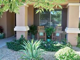 Tuscan Patio Decorating Ideas by Landscape Front Porch Landscaping Ideas Home Decorating Ideas
