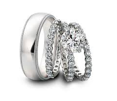 Wedding Ring Sets For Him And Her White Gold by Craftsmanship And Beauty The Lover U0027s Lock Keller U0026 George