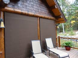 exterior patio blinds and amazing outdoor patio shades jpg from