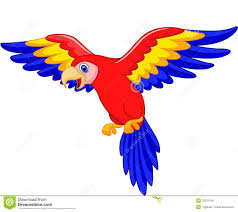 flying parrot clipart free download clip art free clip art