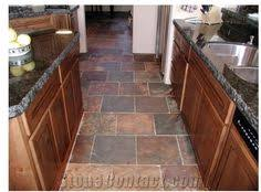 fresh ideas for kitchen floors slate and stylish