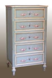Pink Shabby Chic Dresser by Shabby Chic Nest Of Tables Would Love To Know How To Do This