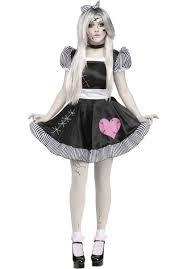 british halloween costumes broken doll costume escapade uk