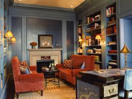 Living Room Library by 11 Beautiful Home Libraries Book Lovers Will Adore Hgtv U0027s