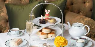 easter tea party try an easter afternoon tea at a london hotel