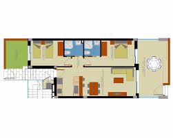 Bungalow Ground Floor Plan by New Bungalow Guardamar Del Segura