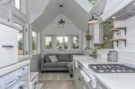 tiny homes interior heritage by summit tiny homes tiny living