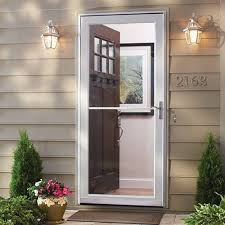 Patio Door With Sidelights Selecting Your Exterior Doors At The Home Depot