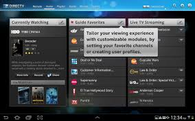 what is an android tablet directv releases tablet app for android droid