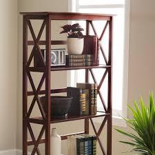 Sauder Five Shelf Bookcase by Casual Home Montego 63 U0027 U0027 Standard Bookcase Walmart Com