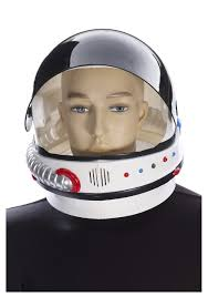 halloween astronaut costume deluxe astronaut helmet