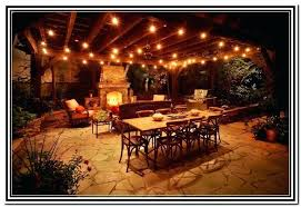 Lights For Outdoors How To Hang String Lights Outdoors Also Patio Light Strings