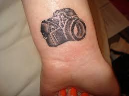 camera tattoo digital photography zimbio on we heart it