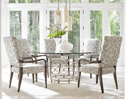 6 pc dining table set lexington laurel canyon six piece dining set with bollinger table