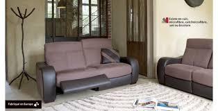 canapé cuir mobilier de mobilier de canapé cuir intérieur déco