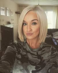 chin cut hairbob with cut in ends best 25 blunt bob haircuts ideas on pinterest blunt bob 2016