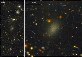 gemini images galaxy that is 99 99 percent dark matter gemini