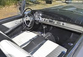 1961 Thunderbird Interior 1957 Ford Thunderbird