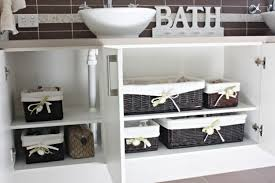 Baskets Bathroom Bathroom Nice 16 Organizations Ideas And Diy Projects For The